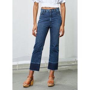 Rachel Comey Slim Legion Pant in Classic Wash